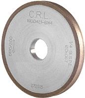 "CRL Panther Edger 1/4"" Pencil Edge Diamond Wheel"