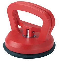 "CRL Plastic 4-1/2"" Single Pad Vacuum Lifter"